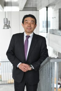 公共政策大学院院長 高野 伸栄