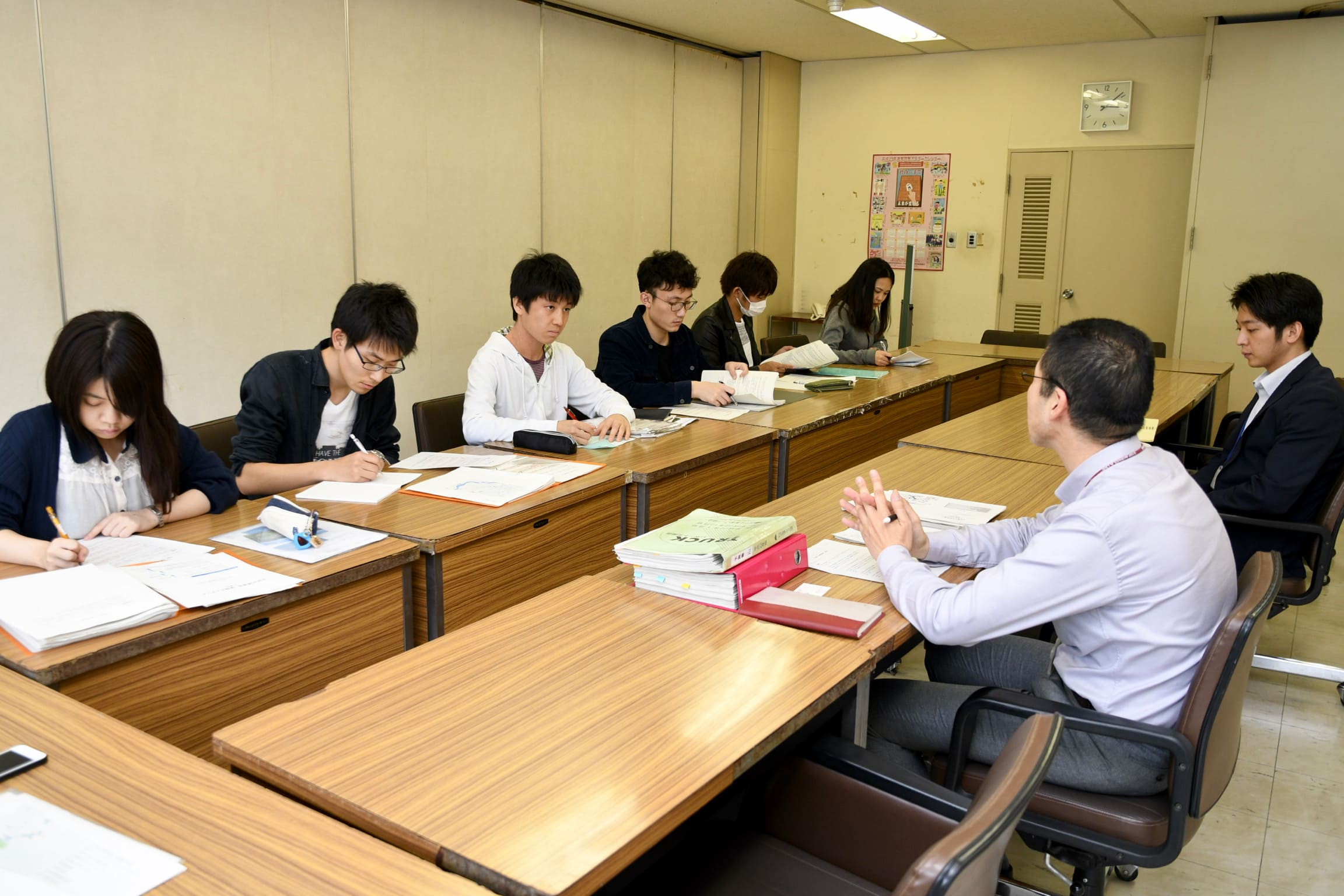 訪問先 :夕張市役所<br /> 関連項目:社会調査法<br />      Research Methodology