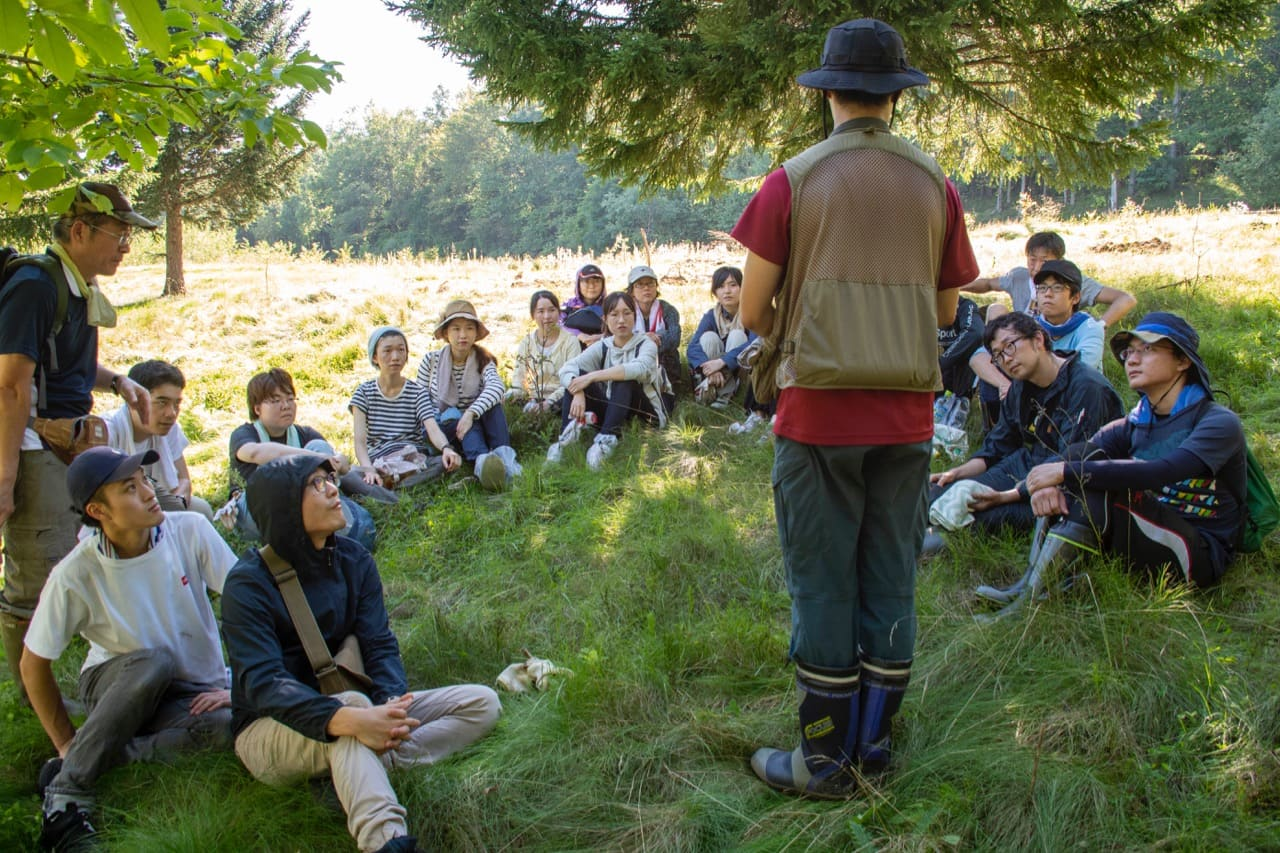 訪問先 :富良野自然塾<br /> 関連科目:公共経営特論Ⅱ<br />      Public Management